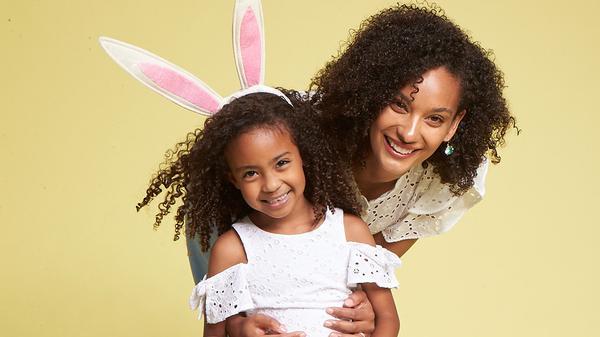 Easter Bunny Photos at Cross County Shopping Center