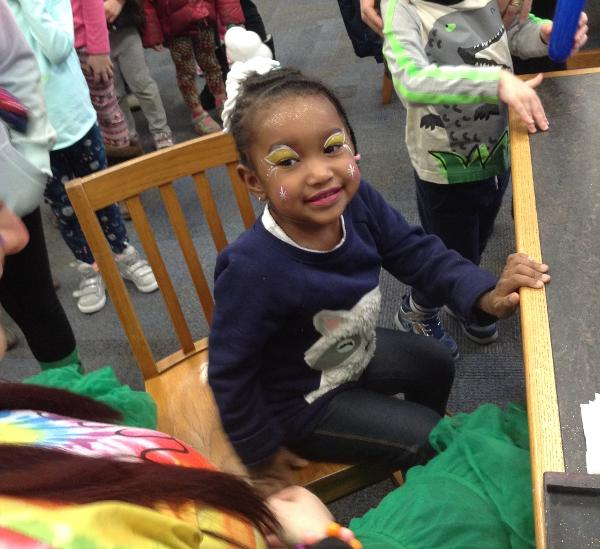 Take Your Child to the Library Day at Emma Clark Library