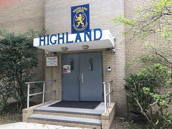 Private School Open House at The New Highland Elementary School