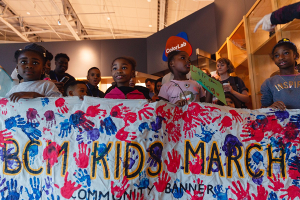 Dr. Martin Luther King, Jr. Weekend at Brooklyn Children's Museum