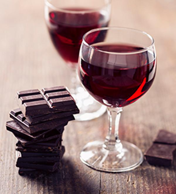 Savor the Season - The Pleasure of Chocolate and Wine Pairing at Old Westbury Gardens