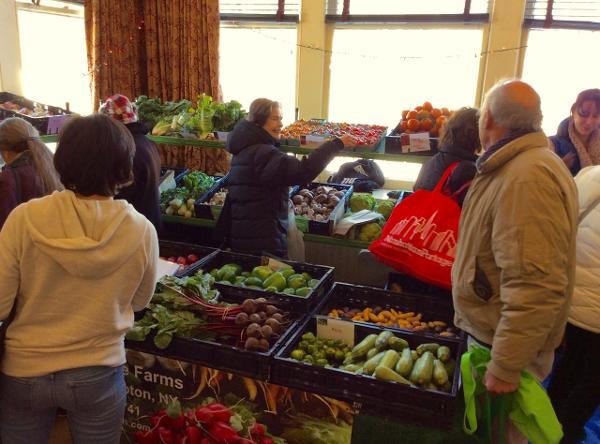 Palisades Winter Farmers' Market back for 12th season at Palisades Community Center
