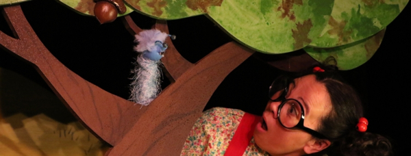 GOAT ON A BOAT PRESENTS I SPY BUTTERFLY BY FAYE DUPRA at Bay Street Theater