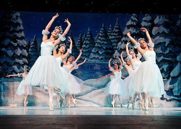 Frank Ohman's The Nutcracker at John Cranford Adams Playhouse, Hofstra University