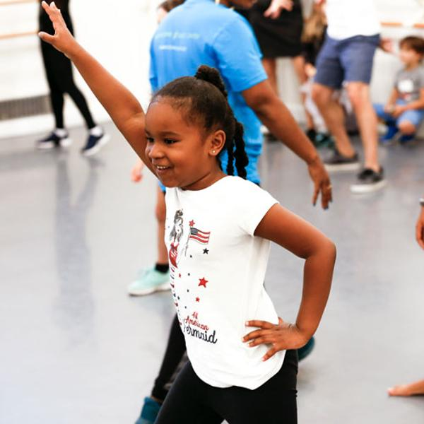 The School at the Mark Morris Dance Center Open House 2019 at Mark Morris Dance Center