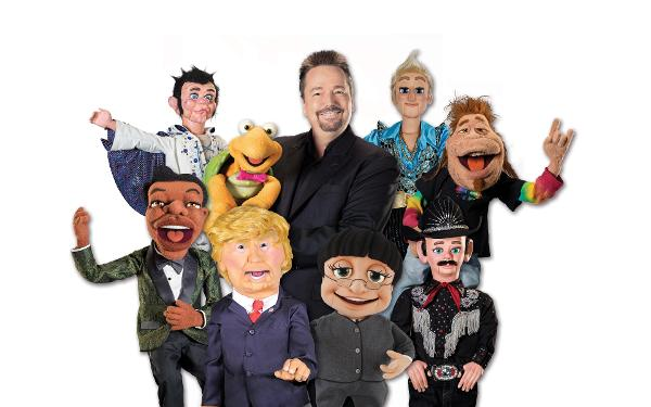 Terry Fator: The Voice of Entertainment at Mayo Performing Arts Center
