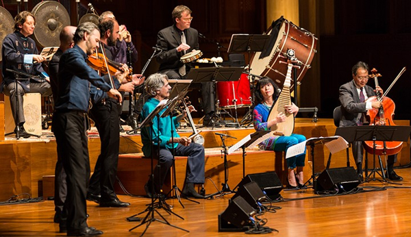 The Silk Road Ensemble with Yo-Yo Ma: Endowment Concert 2018 at Tilles Center for the Performing Arts