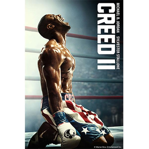 Outdoor Movie Night: Creed II (PG-13) at Randall's Island Park Alliance