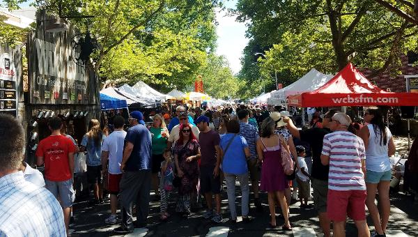 Nyack's Famous Street Fair - The last of the year! at Downtown Nyack