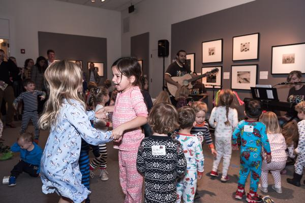 Night at the Museum Family Benefit at Bruce Museum