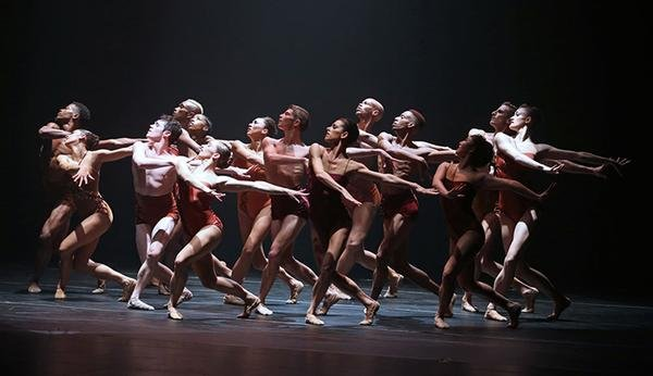 Complexions Contemporary Ballet at Tilles Center