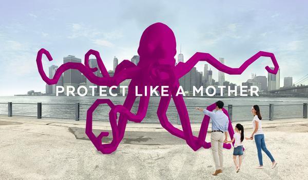 Protect Like a Mother at Brooklyn Bridge Plaza