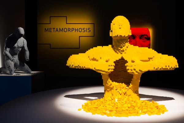 The Art of the Brick at New York Hall of Science
