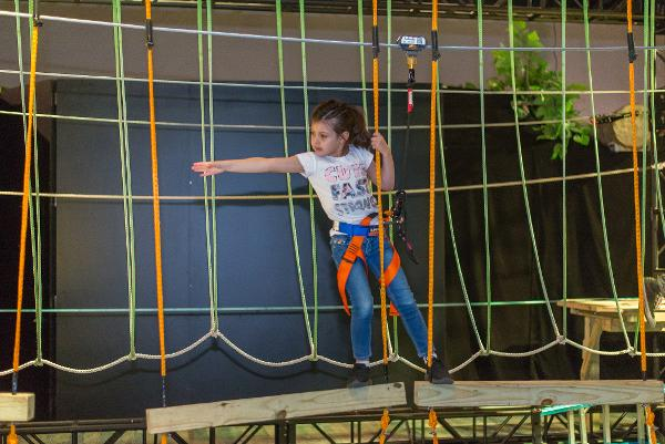 Survival: The Exhibition at New York Hall of Science