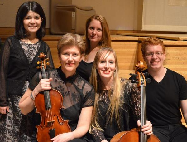 Baroque Concert: Queens Consort at King Manor Museum