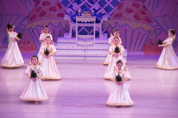 Ohman's New York Dance Theatre 'The Nutcracker' at Hofstra University