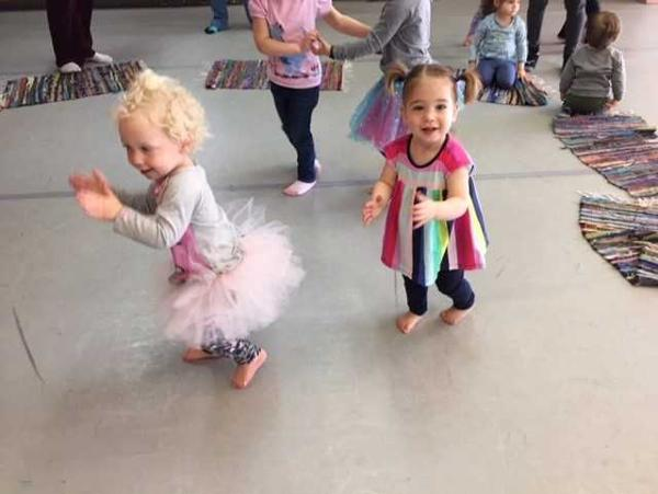 Sounds Good Westchester FREE Music Together Demo Class - Larchmont at A Dance Studio