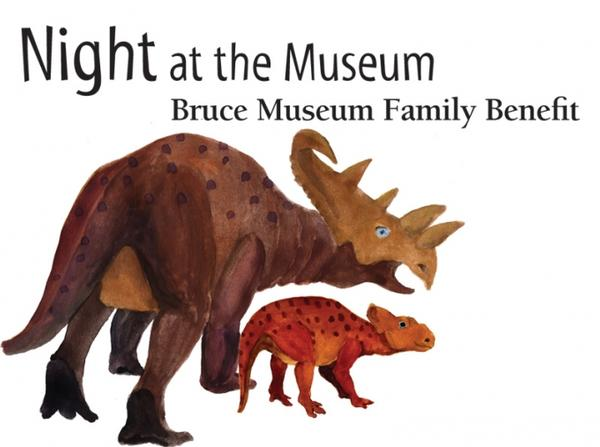 Night At The Museum at Bruce Museum