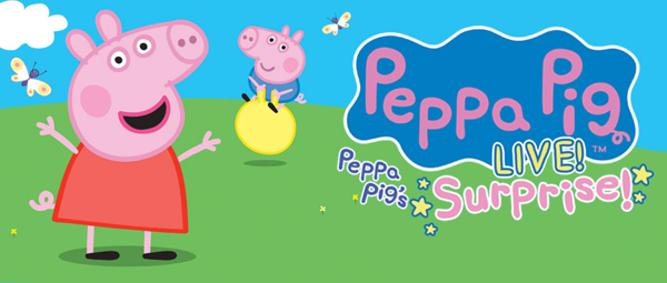 'Peppa Pig's Surprise!' at Bergen Performing Arts Center