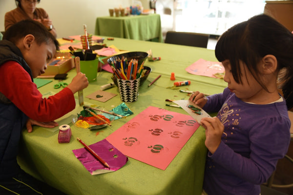 MOCACREATE: Celebrate Qing Ming & Welcome Spring! at Museum of Chinese in America