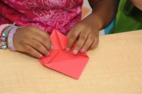 Family Workshop: Origami at Japan Society