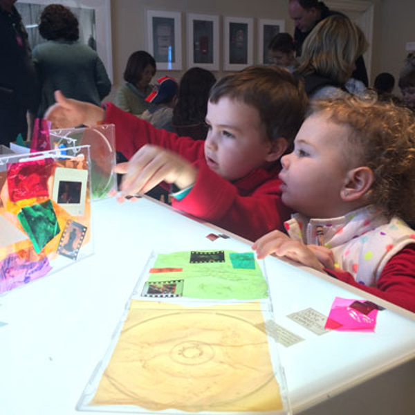 Family Sundays at Nassau County Museum of Art