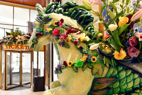 Macy's Flower Show 2018 at Macy's Herald Square