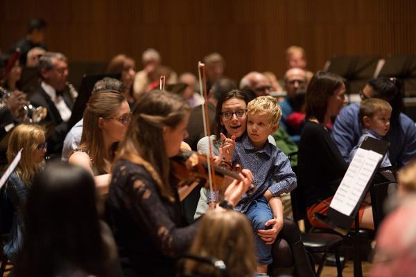 InsideOut Concert Experience at The DiMenna Center For Classical Music