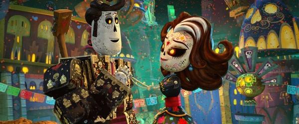 The Book of Life  at Jacob Burns Film Center