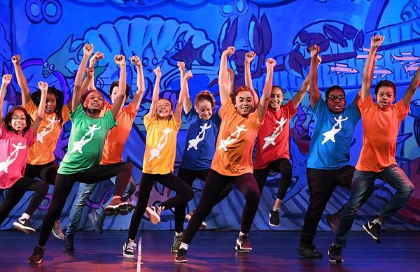 National Dance Institute: Voices of Change at New Jersey Performing Arts Center