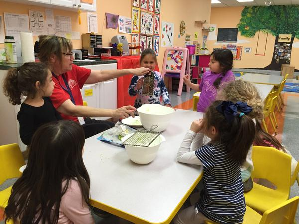 After School Cooking Class at M.A.T.S.S. Kids' Gym - Syosset Center