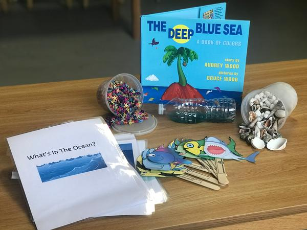 Exploring Play: Let's Take a Dip in the Deep Blue Ocean at Westchester Children's Museum