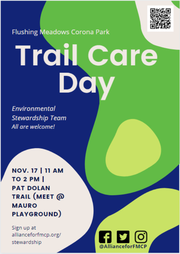 Trail Care Day at Pat Dolan Trail