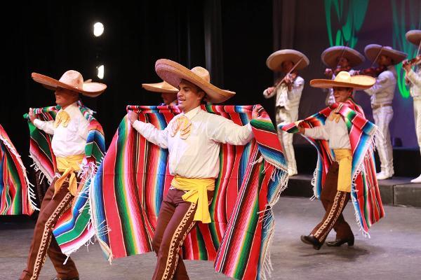 Ballet Folclórico Nacional de México de Silvia Lozano at Mayo Performing Arts Center