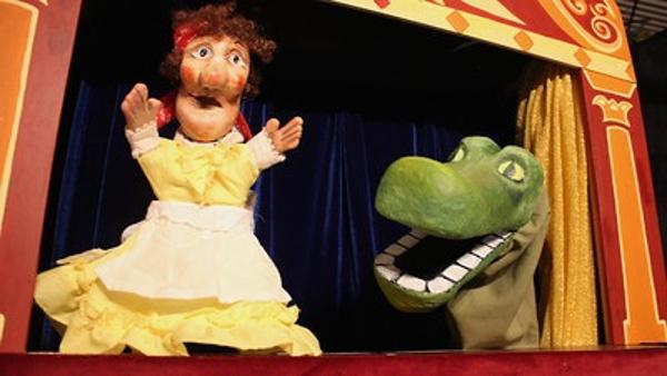 SARAH NOLEN, PUPPET SHOWPLACE THEATER / 'JUDY SAVES THE DAY' at Goat on a Boat at Bay Street Theater