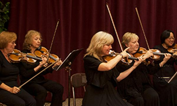 Camerata Chamber Players 36th Anniversary Gala Concert at Westchester Community College