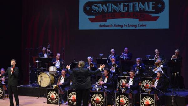 Swingtime Big Band at The Madison Theatre at Molloy College