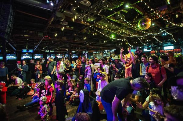 New Year's Day Family Bowl at Brooklyn Bowl