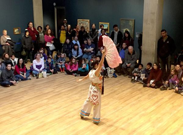 Lunar New Year Festival at Hudson River Museum