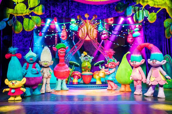 Trolls LIVE! at The Hulu Theater at Madison Square Garden