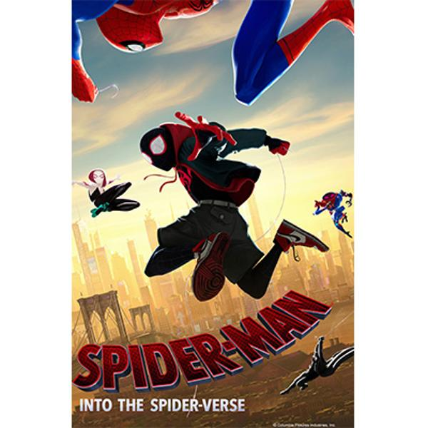 Outdoor Movie Night: Spider-Man: Into the Spider-Verse (PG) at Randall's Island Park Alliance
