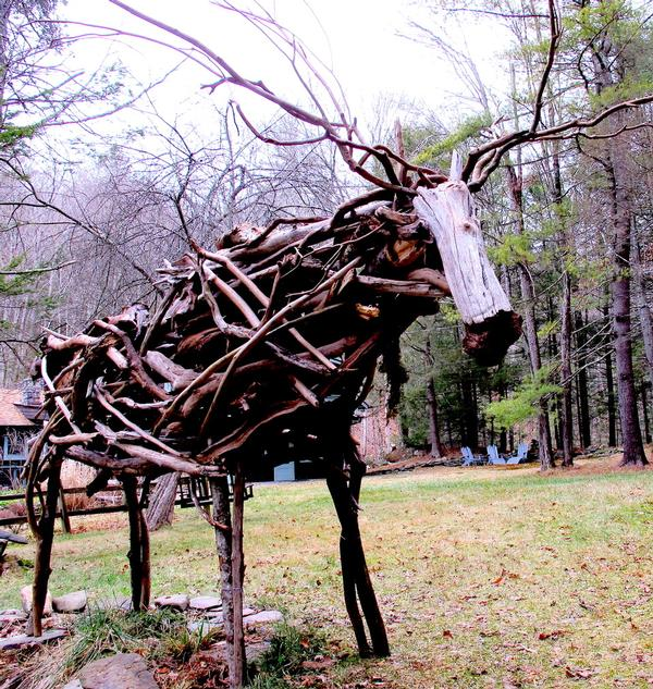 Natural Progressions Exhibit and Opening at Rockland Center for the Arts