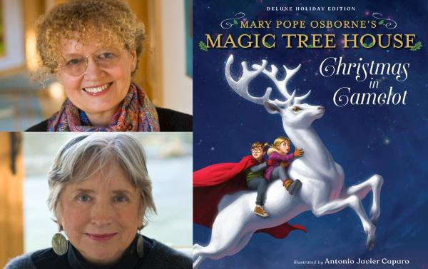 Thalia Kids' Book Club: Mary Pope Osborne and Natalie Boyce: The Magic Tree House at Symphony Space