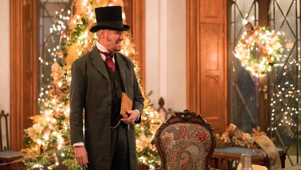 'Mr. Dickens Tells a Christmas Tale' at Lyndhurst
