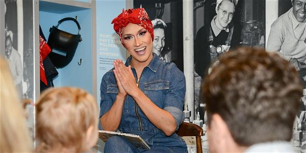 Drag Queen Story Hour at Brooklyn Historical Society DUMBO