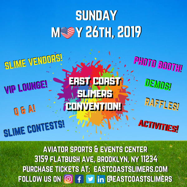 East Coast Slimers Convention at Aviator Sports and Events Center