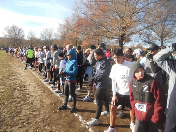 Winter Run Series 5K at Sunken Meadow State Park