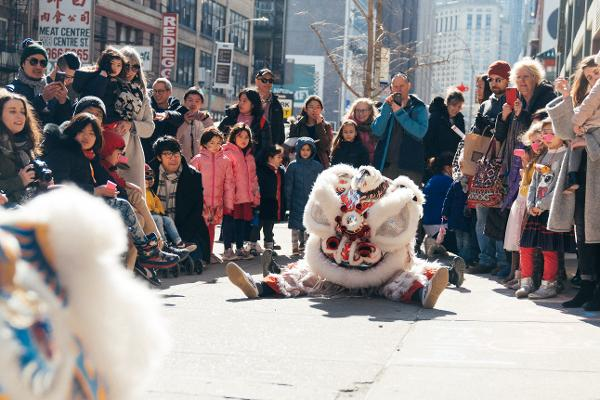 Lunar New Year Family Festival at Museum of Chinese in America