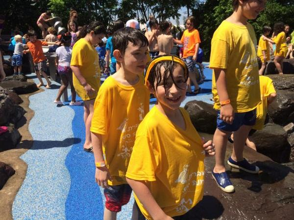 Hebrew Immersion Summer Camp at Hannah Senesh