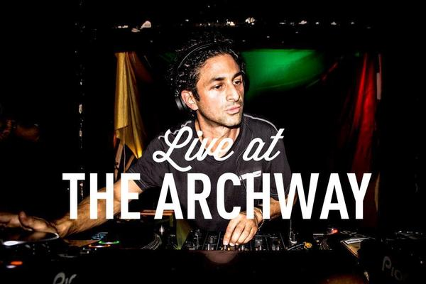 Live at the Archway: Nickodemus & friends at The Archway Under the Manhattan Bridge